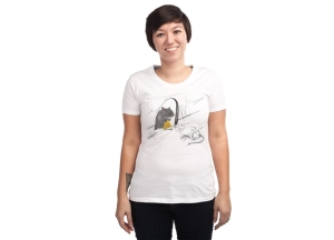 Take on Cheese shirt from Threadless