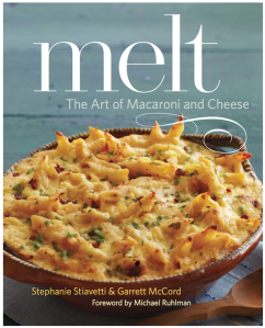 Melt by Stephanie Stiavetti and Garrett McCord