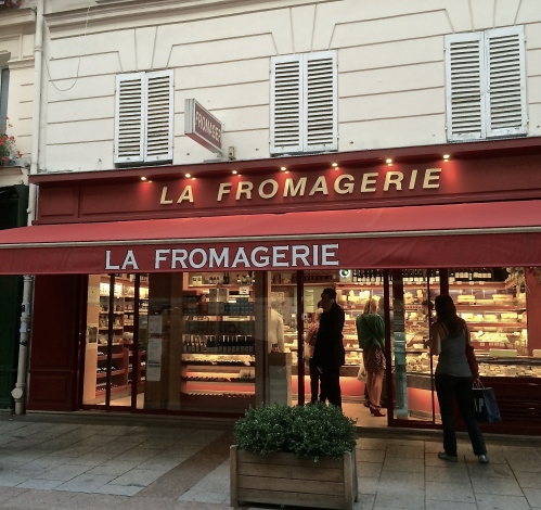 La Fromagerie near Ru Cler