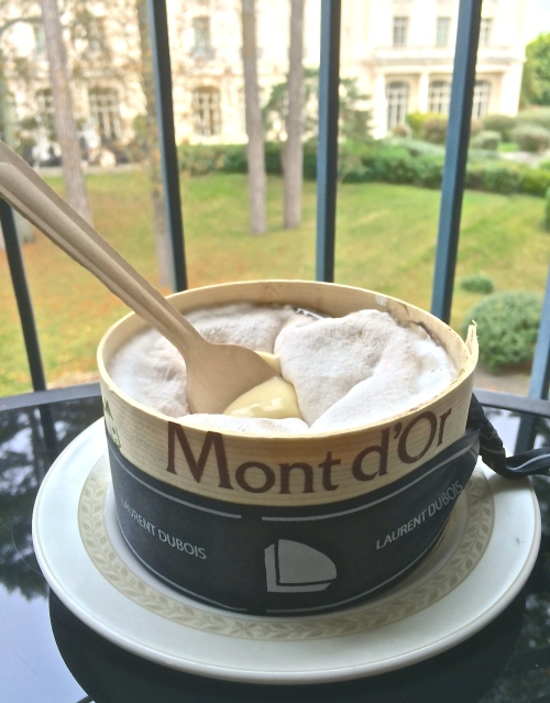 My Mont d 'Or. So good! So sad I had to leave it behind
